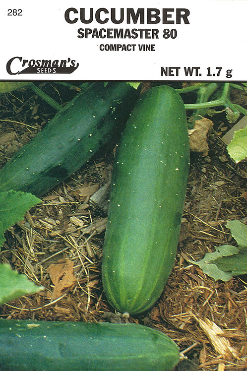 Cucumber Spacemaster 80 Compact