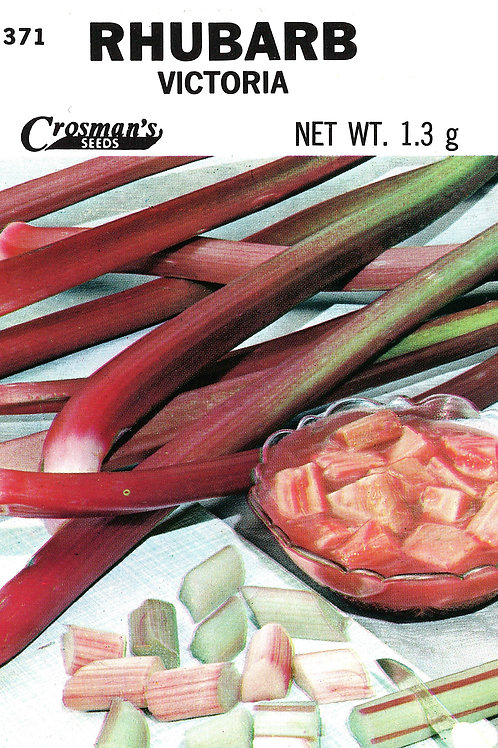 Rhubarb Victoria