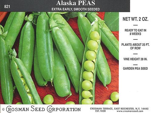 Peas Alaska