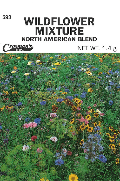 Wildflower Mixture North American Blend