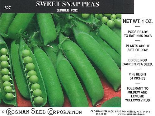 Peas Sweet Snap