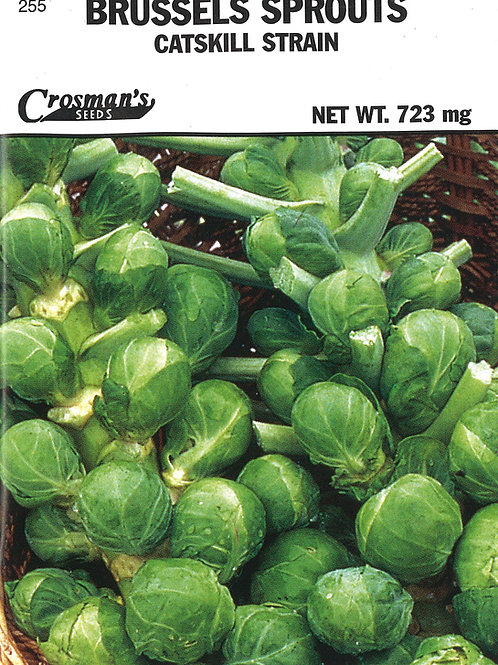 Brussels Sprouts Catskill Straight