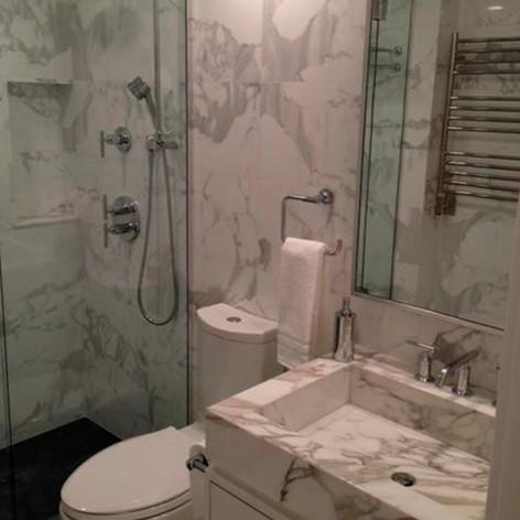 NYC Complete Bathroom Renovation