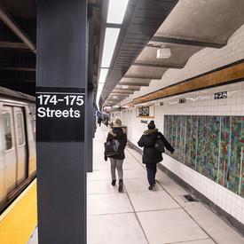 NYCT ENHANCED STATION INITIATIVE #8