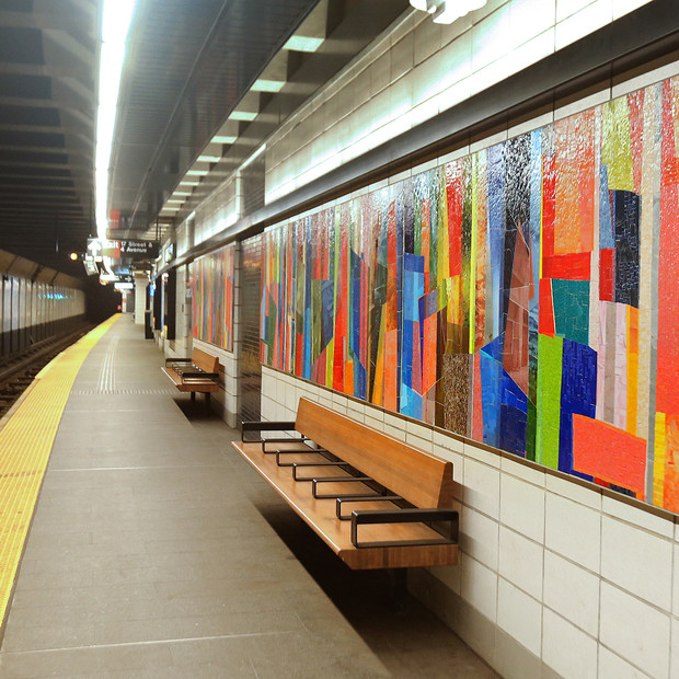 NYCT ENHANCED STATION INITIATIVE #1