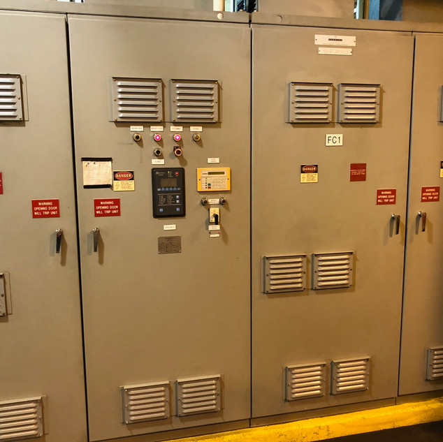 NYCT RETROFIT OF 20 EXISTING 25HZ FREQUENCY CONVERTERS AT 11 TRACTION POWER SUBSTATIONS