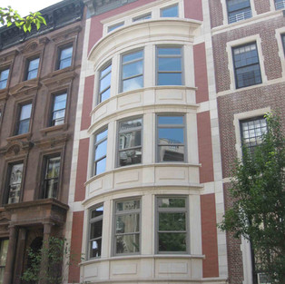 Upper East Side Exterior Renovation