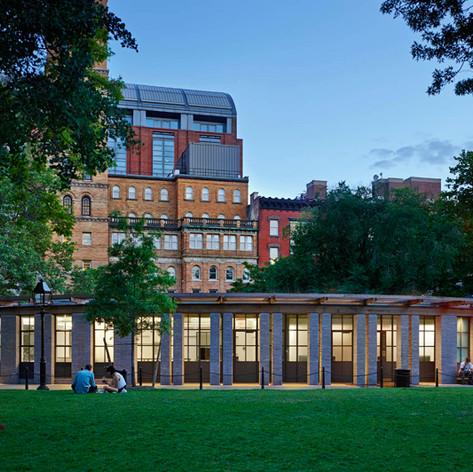 Washington Square Park Comfort Station