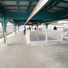 NYCT RENEWAL OF 5 STATIONS ON MYRTLE AVENUE LINE