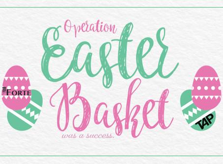 Easter Basket Donation