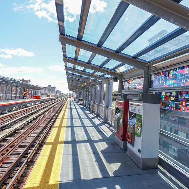 LIRR REHABILITATION OF NOSTRAND AVE STATION