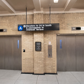 NYCT REPLACEMENT OF SIX TRACTION ELEVATORS AT 181ST AND 190TH STREET