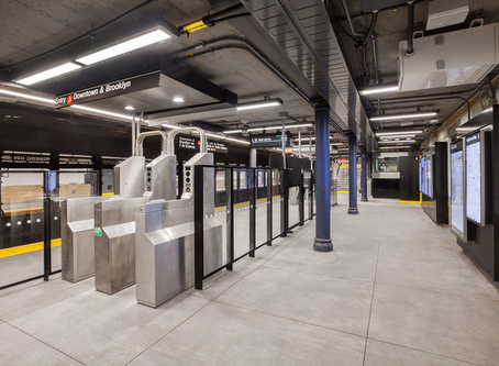 Three Station Upgrade In The News!