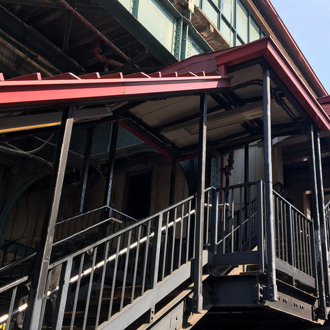 NYCT STATION UPGRADE AT 170TH STREET ON THE JEROME AVENUE LINE