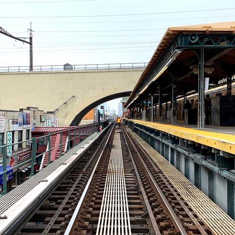 NYCT STATION RENEWAL AT DITMARS BOULEVARD