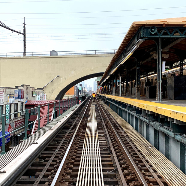 NYCT STATION RENEWAL AT DITMARS BOULEVARD