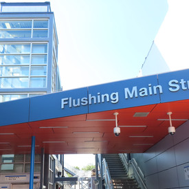 LIRR ADA AND STATION RENEWAL AT FLUSHING MAIN STREET