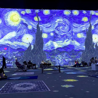The Van Gogh: The Immersive Experience