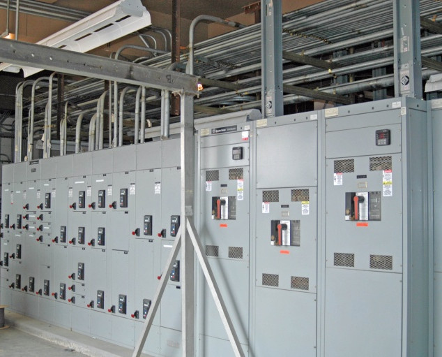REPLACEMENT OF SWITCHGEAR AND POWER DISTRIBUTION SYSTEM