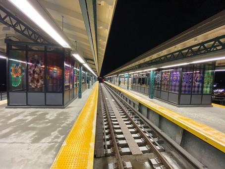 Astoria Station Upgrade