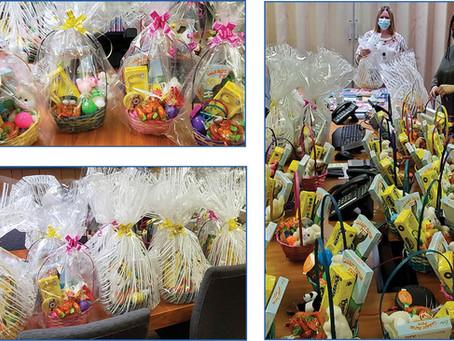 Easter Basket Donation 2021