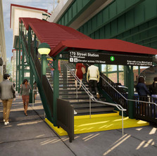 NYCTSTATION UPGRADE AT170THSTONJEROME AVE LINE
