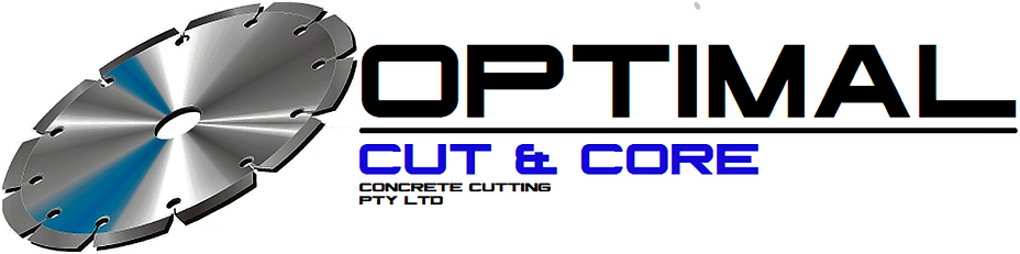 Optimal Cut &Core Logo