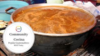 Community Cocina: Pepián Guatemalteco