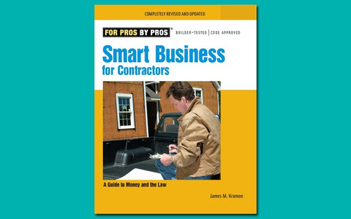 Smart business for contractors construction books for How to find good subcontractors