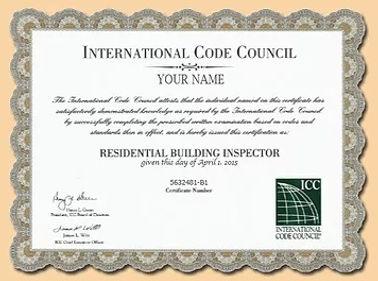 ICC Building Inspector Certificate.jpg