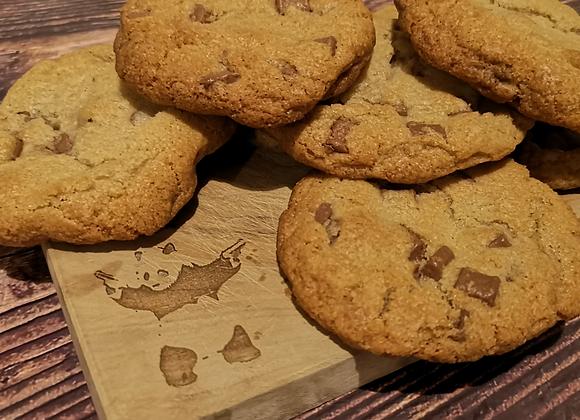 Chocolate Chip Cookies (Herb Infused)