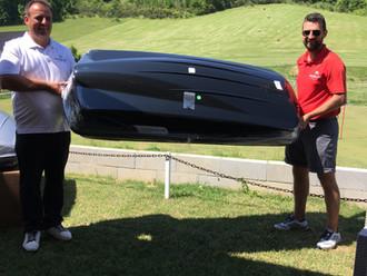 Premiazione 4 ° Modula Golf CUP valido per il trofeo regionale Marche