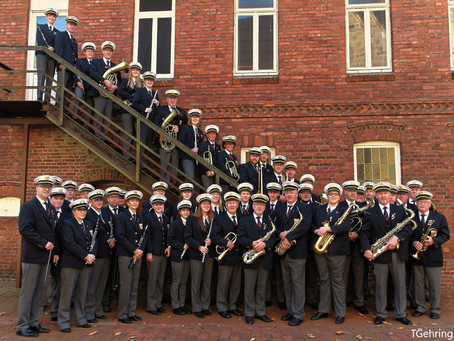Musikverein nahm Abschied vom ehemaligen Vereinslokal