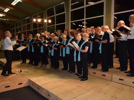Chorgemeinschaft richtete schönes Konzert aus