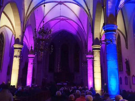 Abschluss des Jubiläumsjahres: Grandioses Kirchenkonzert