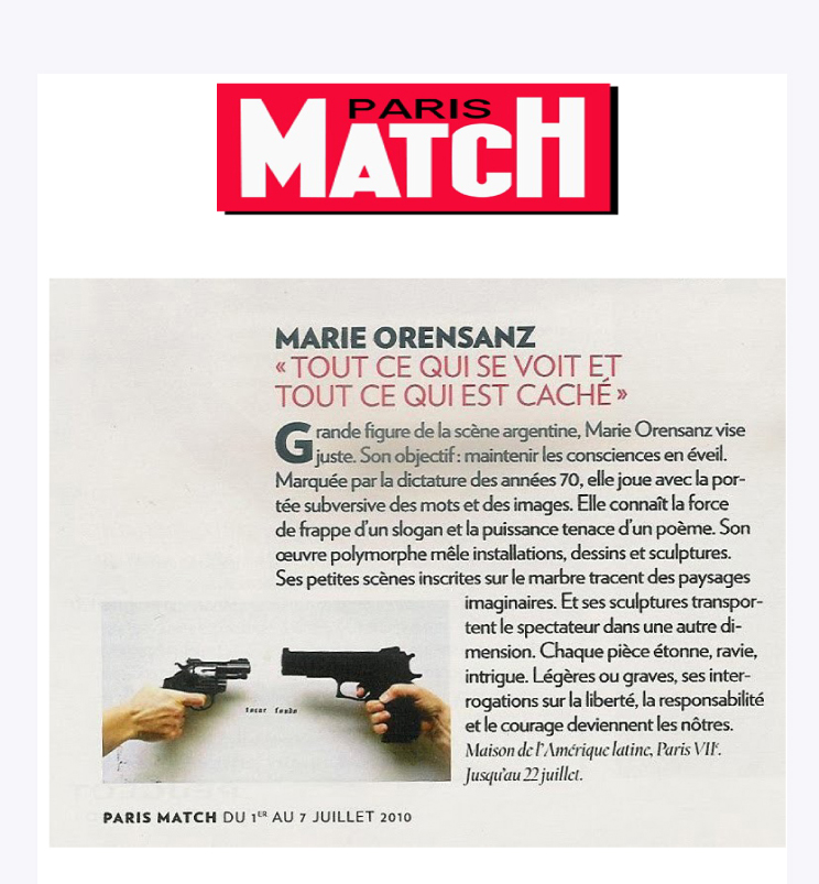Paris Match - France