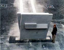Blanc Mesnil monument 1991