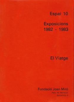 Fundacio Joan Miro 1982 1983