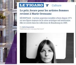 Journal Le Figaro 26/02/2020