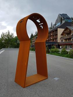 """""""invisible""""2018 CransMontana, Suisse"""