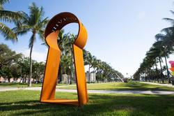 """""""invisible"""" in Miami - U.S.A"""