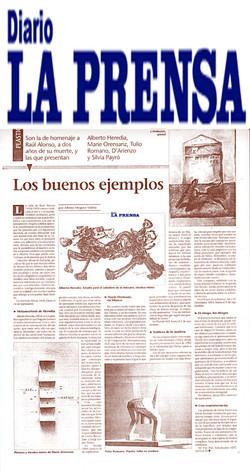 La Prensa - Argentina
