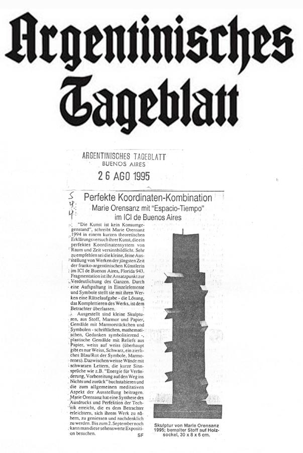 Argentinisches Tageblatt