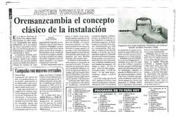 Artes Visuales - Argentina