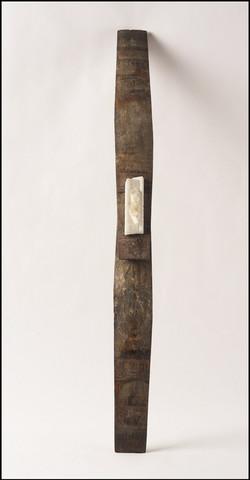 marmol sobre madera II 1990