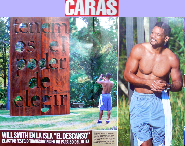 Revista Caras 2013
