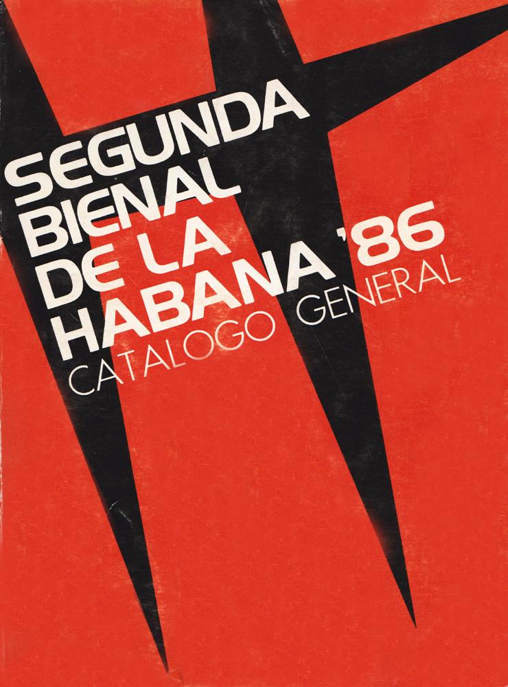 Segunda Bienal de la Habana 1986