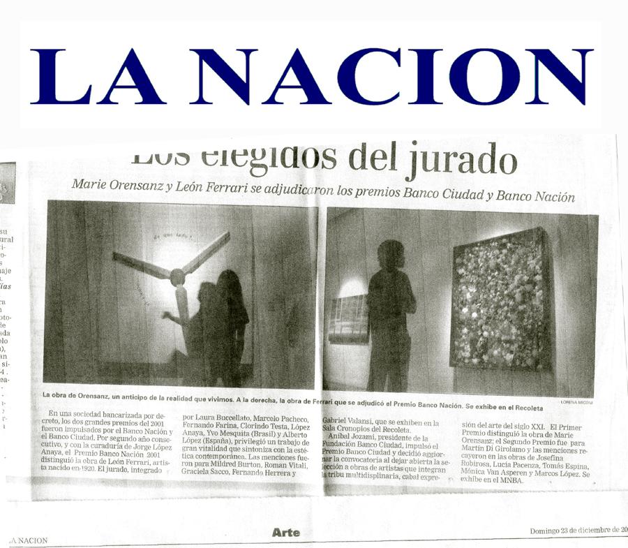 La Nacion - Argentina