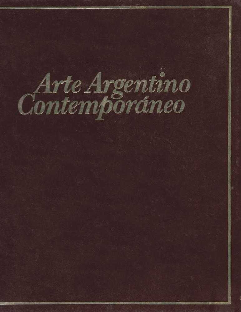 Arte Argentino Contemporaneo