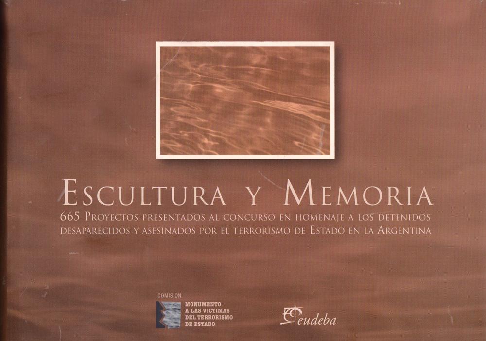 escultura y memoria parque de la memoria
